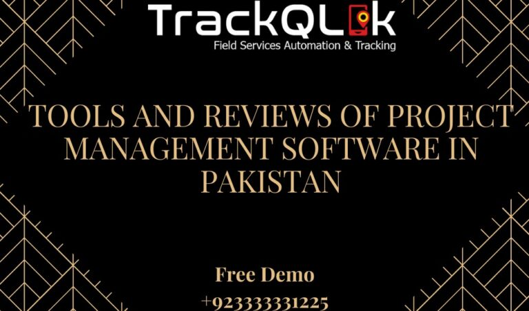 Tools And Reviews Of Project Management Software In Pakistan