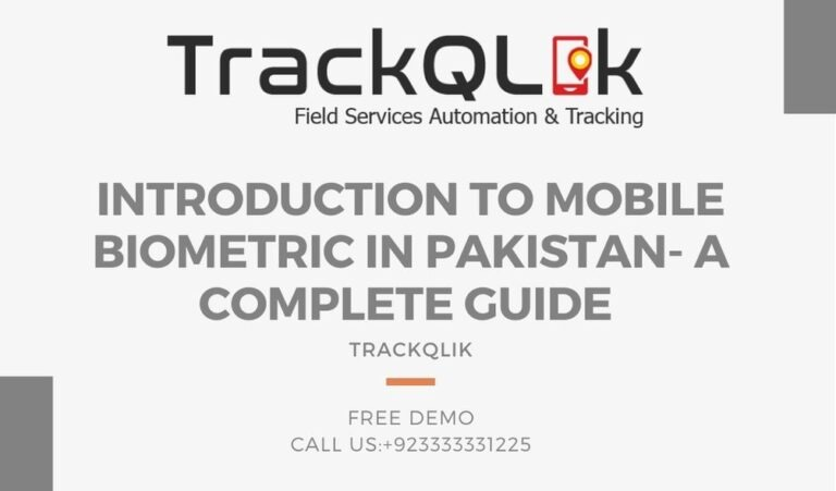 Introduction to Mobile Biometric In Pakistan- A Complete Guide