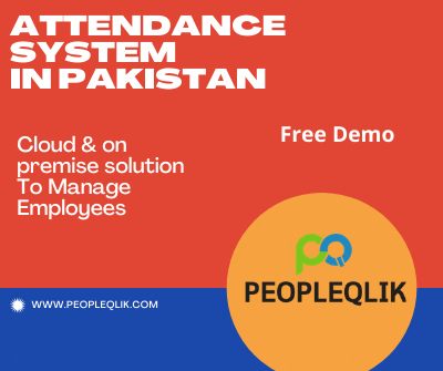 How a Custom Attendance System in Pakistan Will Improve Any Organization